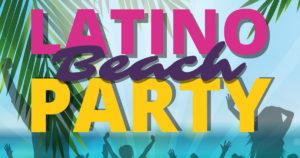 Latino Beach Party
